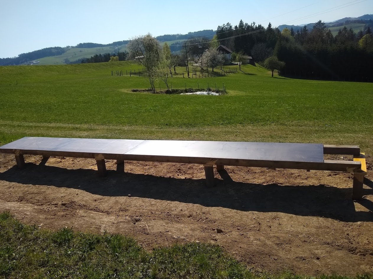 Imkerei Bramreither - Neuer Bienenstand
