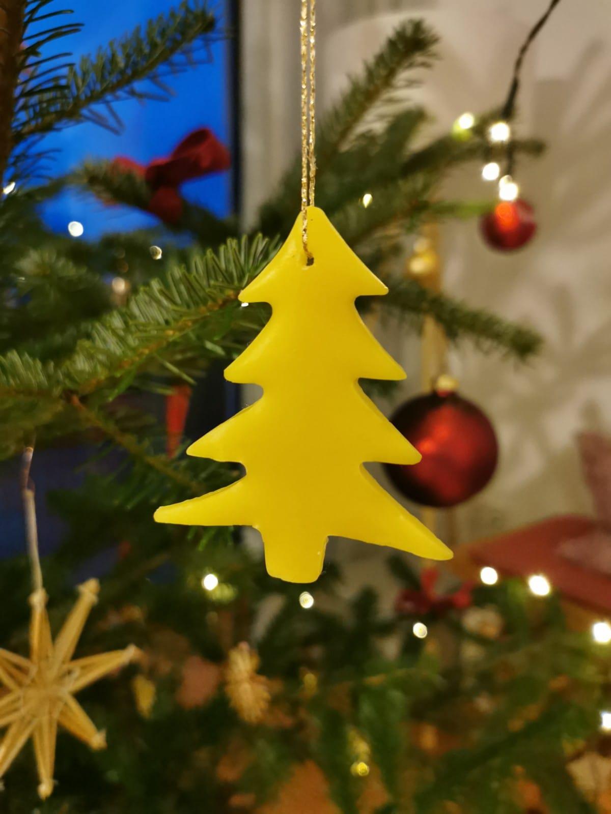 Bio Imkerei Bramreither - Bienenprodukte - Honig - Mühlviertel - Weihnachten - Christbaumschmuck - Weihnachtsbaum