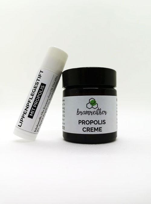 Bio Imkerei Bramreither - Unsere Produkte - Mühlviertel - Propolis Creme - regional kaufen